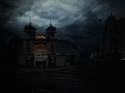 Christopher Rimmer, 'Luna Park 3', 2015