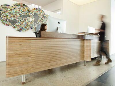 Reception Desk/Next-World Capital
