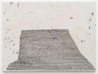 Chris Johanson, 'Ant Painting #2', 2018