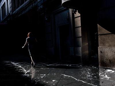 Erlend Mikael Saeverud, 'Washing the night away', 2018
