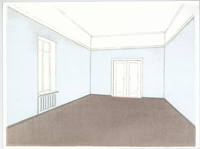 """Untitled 3"" (from the series ""Rooms"")"