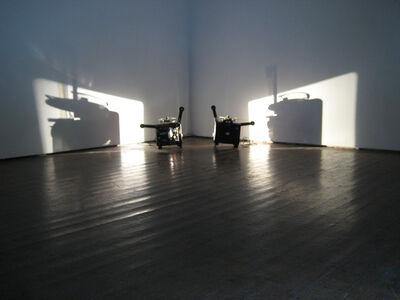 Rosa Barba, 'Western Round Table', 2007