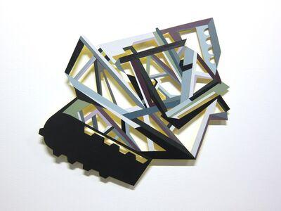 Jane South, 'Flats Series #4', 2014