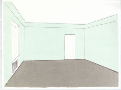 """Untitled 1"" (from the series ""Rooms"")"