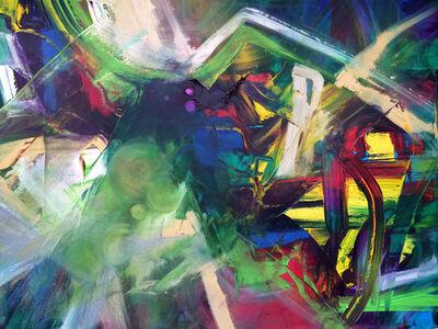 Lea Fisher, 'Galaxy', 2014
