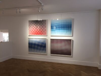 Anish Kapoor, 'Moire 1-4 (set of 4 etchings)', 2015