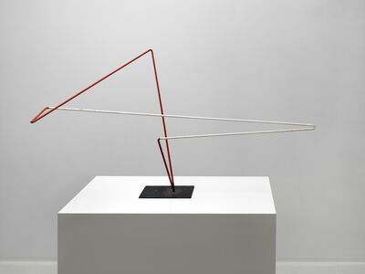 Spatial Sculpture (Lightning)