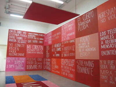 """Mariela Scafati, '""""Windows""""', 2011"""