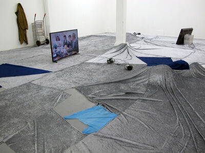 Liv Schulman, 'Que Faire?', 2017