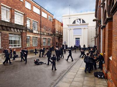 Hull Trinity House School, Hull, UK