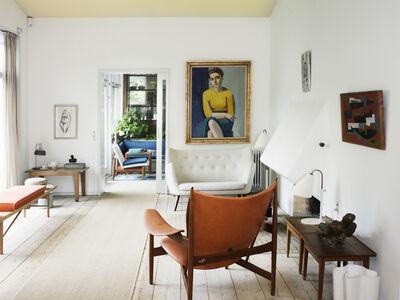 Living room, Finn Juhl