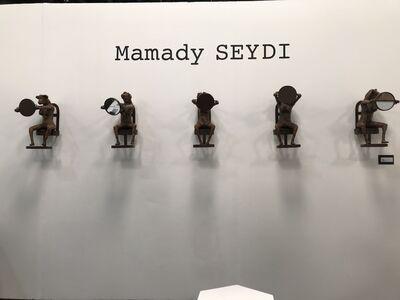 Mamady Seydi, 'Seetu du la wax dëg (Mirror, liar)', ca. 2018