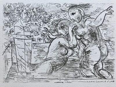 Pablo Picasso, 'Les Baigneuses surprises (Suite Vollard Planche XIV)', 1973