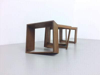 Thomas Lendvai, 'Four Units', 2017