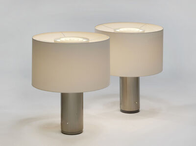 Pair of F6 Lamps