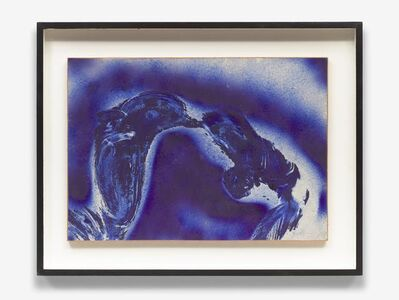 Yves Klein, 'Untitled Anthropometry (ANT 152)', ca. 1960