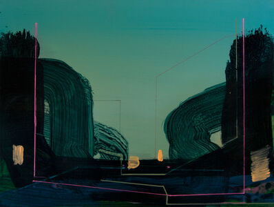 Christopher Farrell, 'Fluid motion'