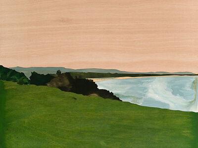 Painting 170 (Moonee Beach)