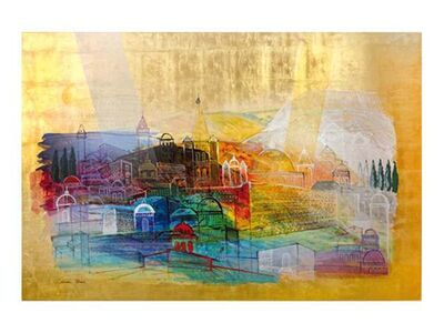 Calman Shemi, 'Jerusalem of Gold', 2015