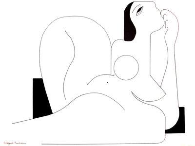 Hildegarde Handsaeme, 'Feminine Concept 2119', 2019