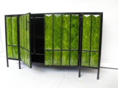 Green Lava Cabinet