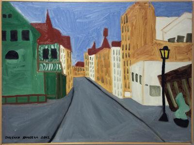Darshan Russell, 'A Street in Wittenberg', 2012