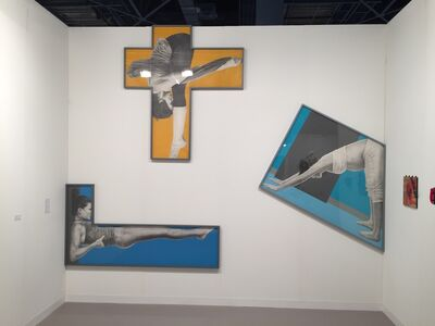 Mitchell-Innes & Nash at Art Basel in Miami Beach 2014
