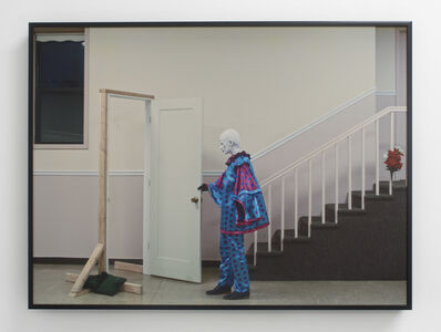 Ondine Viñao, 'Door (Jessie Pierrot) (film still)', 2018