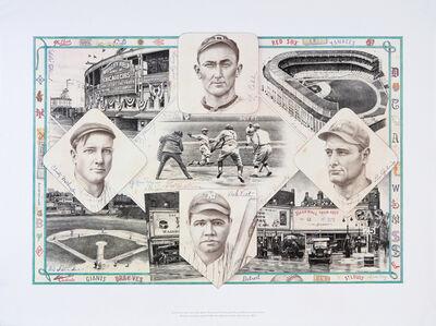 Eric Green, 'Baseball 1900-1935'