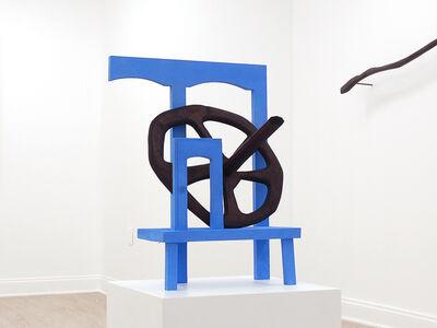 Colin Van Winkle, 'Blue Hitch', 2017