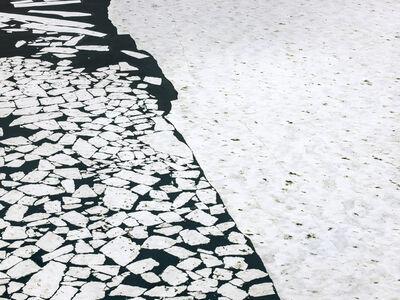 The Arctic Melt, Greenland Sea, Arctic Ocean, 4:48 PM, 79 degrees N