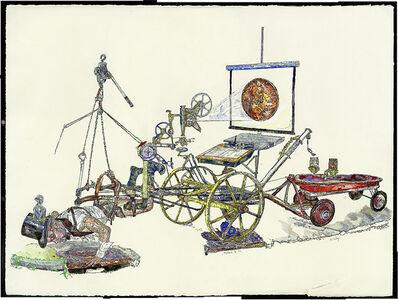 Krzysztof Pastuszka, 'The Lucky Penny Collector', 2014