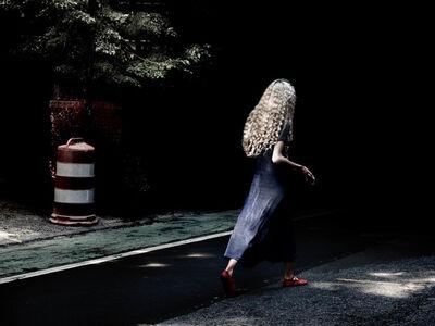 Erlend Mikael Saeverud, 'Footprints', 2018