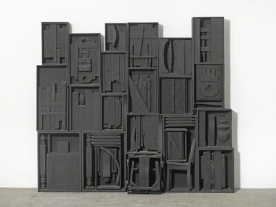 LOUISE NEVELSON 55-70