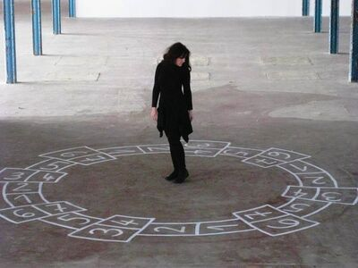 Ljilijana Mihaljevic, 'The Route', 2013