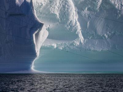 Amidst the Icebergs, Disko Bay, Greenland, 9:20 PM