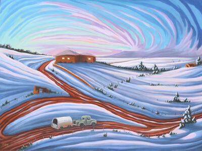 Jono Tew, 'Winter Twilight'