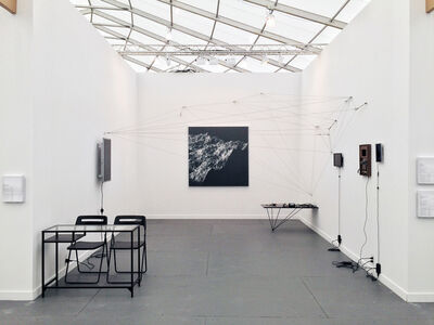 Leo Xu Projects at Frieze New York 2015