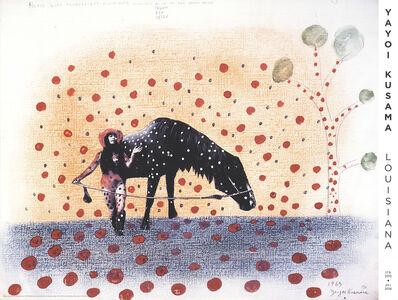 Yayoi Kusama, 'Self- Obliteration No. 2', 2015