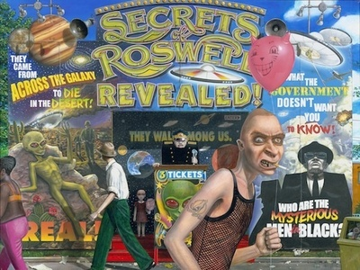 Secrets Of Roswell Revealed