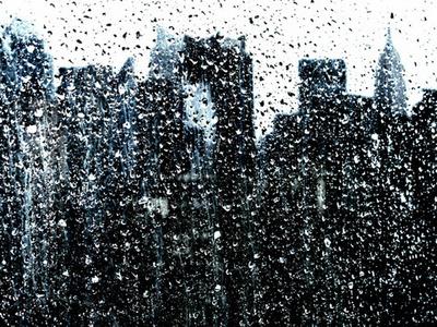 New York Raining #8