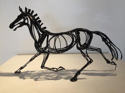Trotting Horse #2