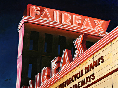Fairfax Night