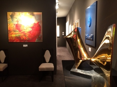 Robilant + Voena at The Salon: Art + Design