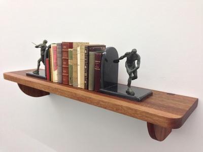 Serial Killer Bookshelf