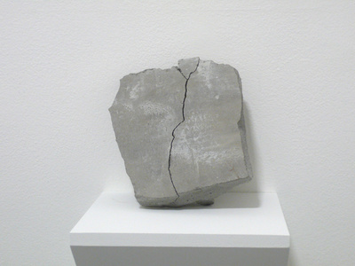 Artifact (from the Posture of Place)