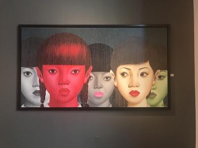 "Series ""Portraits"" #1"