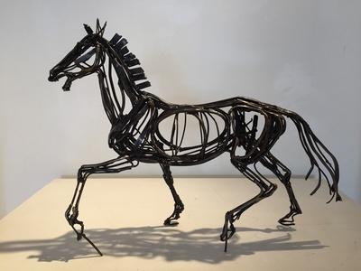 Trotting Horse #1