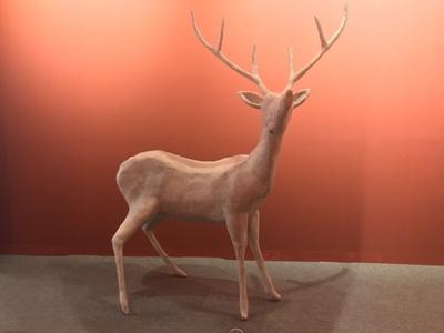 Marble Deer No.8
