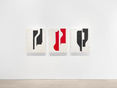 Caio Fonseca: New Paintings